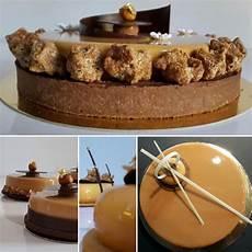 caramel cucine gla 231 age miroir au caramel pour le gla 231 age des entremets