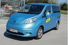 Nissan Evalia Tekna - nissan e nv200 evalia tekna im test autotests