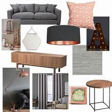 grey blush copper living room copper living room living room decor gray living room decor