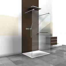 Duschwand Walk In - rahmenlose duschwand walk in dusche als duschabtrennung