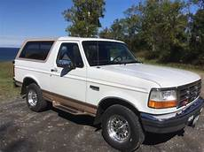 tire pressure monitoring 1994 ford bronco interior lighting many upgrades 1996 ford bronco eddie bauer offroad for sale
