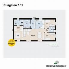 Kleine Bungalows Grundrisse - bungalow grundrisse bungalow bauen mit hauscompagnie