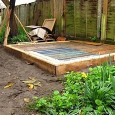 Diy 03 Faire Une Terrasse En Palettes