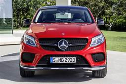 New Mercedes Benz GLE Coupe Visually Compared With The BMW
