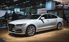 2018 volvo s90 stretches out news car and driver