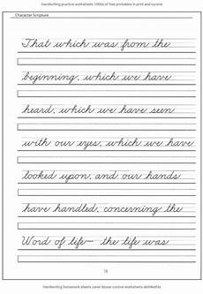 handwriting worksheets calligraphy 21329 pin by on cursive writing cursive handwriting practice cursive writing worksheets