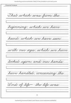 handwriting worksheets 21616 pin by on cursive writing cursive handwriting practice cursive writing worksheets