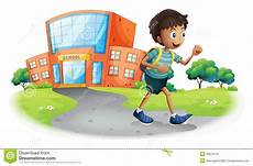 a going home from school royalty free stock image image 33073176