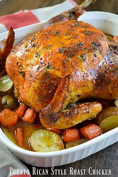 style whole roasted chicken recipe