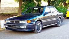 1991 Mitsubishi Amg Galant Type Ii Tuned By Amg Usa