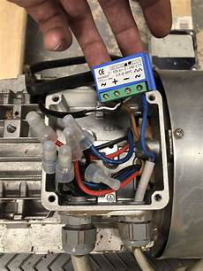 wiring a 2 pole three phase db motor to a vfd electrical engineering stack exchange