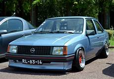 Opel Kadett D Tuning 1 Tuning