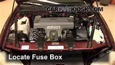 Blown Fuse Check 1995 1999 Chevrolet Monte Carlo