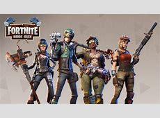 Download 2560x1440 Fortnite, Heroes, Artwork Wallpapers