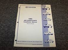 auto air conditioning repair 1995 toyota tercel instrument cluster 1995 toyota tercel paseo air conditioner ac service installation manual 1 5l ebay