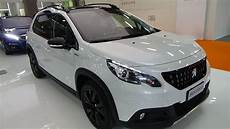 2018 Peugeot 2008 Gt Line Bluehdi 120 Exterior And