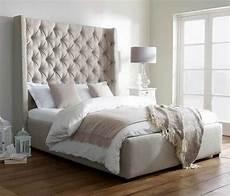 Kopfteil Bett Gepolstert - king size bold headboard upholstered bed in