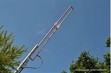 2 meter break a way slim jim antenna kb9vbr j pole antennas