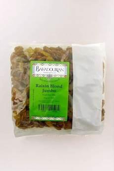 Golden Raisins Jumbo 250g raisins secs golden jumbo du chili bahadourian raisins