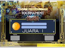 Jual sertifikat mobile legend di lapak Triyono y. Awan