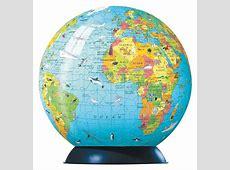 Ravensburger 12328 Children's Globe 270 piece Puzzle Ball