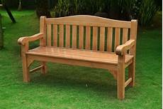 jubilee 150cms teak bench grade a teak furniture