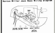 fender miller iv wiring diagram talkbass com