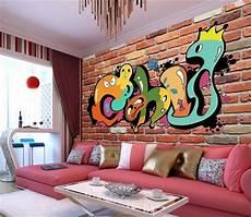 Desain Kamar Tidur Grafiti Galerihom