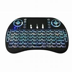 4ghz Wireless Colors Rainbow Backlight Keyboard 2 4ghz wireless 7 colors rainbow backlight keyboard with