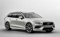 2018 Volvo V60 new 2018 volvo v60 estate puts the boot into audi and bmw