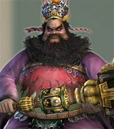 dong zhuo voice dynasty warriors franchise behind the