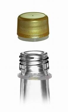 einmachgläser mit schraubverschluss schraubverschluss kunststoff gold pp18 mit sicherungsring