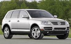 2006 Volkswagen Touareg For Sale used 2006 volkswagen touareg pricing for sale edmunds