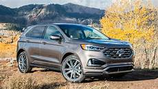 2019 Ford Edge Drive Review A Baby Step Improvement