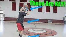 how to develop good shooting form youtube