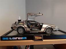 my 1 8 scale delorean at 90 completion i cannot wait to