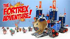 Nexo Knights Fortrex Ausmalbilder Lego Nexo Knights The Fortrex Set 70317 Speed Build Review