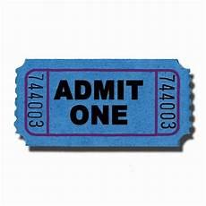Admit One Roll Tickets Doolins