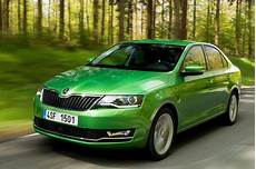 Skoda Rapid Review 2019 What Car