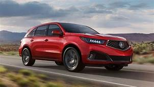 2020 Acura MDX Redesign Release Date Hybrid