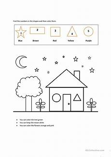 shapes worksheets islcollective 1020 colors shapes numbers esl worksheets for distance learning and physical classrooms