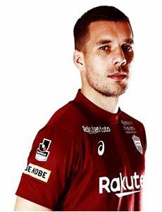 Lukas Podolski Japan - rakuten reveals sponsorship of football lukas