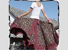Muslim Women Fashions: Muslim Bohemian Fashion Long Skirts