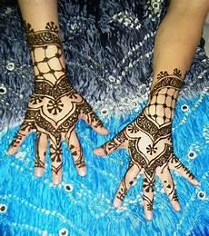 Gambar Lengkap Henna India Asli Sayang Dilewatkan Teknik