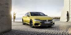 Volkswagen Unveils Arteon To Replace Cc Midsize Sedan