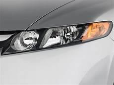 image 2008 honda civic sedan 4 door man dx headlight