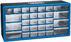 casier de rangement plastique casier de rangement draper 30 tiroirs plastique atelier