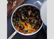 curried mussels_image
