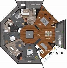 octagon house plans mater prize home tour caro kingi s octagon apartment
