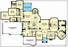 one level house plans with walkout basement single story 5 bedroom tuscan home with finished walkout